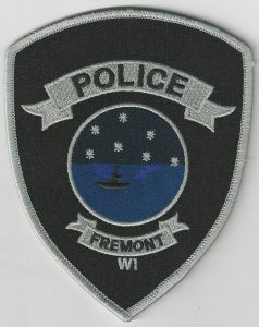Fremont PD Patch